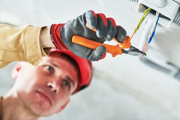 Electrician Service Resume